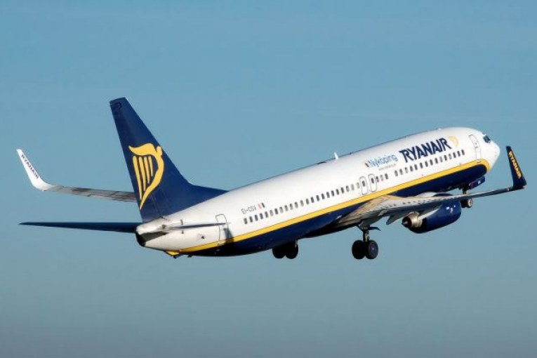 The Irish low-cost carrier Ryanair will announce by around late March how much it will step up its service from Lufthansa's home hub of Frankfurt, said the chief marketing officer