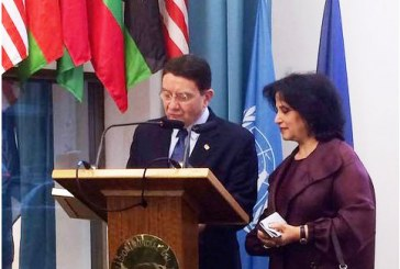 UNWTO appoints Shaikha Mai Bint Mohammed Al-Khalifa as Ambassador of the International Year of Sustainable Tourism for Development