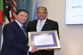 UNWTO names President of Costa Rica as Special Ambassador of the International Year of Sustainable Tourism for Development