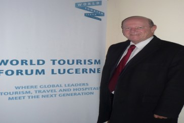 Alain St.Ange heads to the 5th World Tourism Forum Lucerne Switzerland