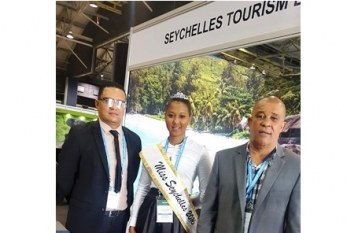 Seychelles as a 'destination of choice' generates interest among travel trade at Indaba Exhibition in Durban