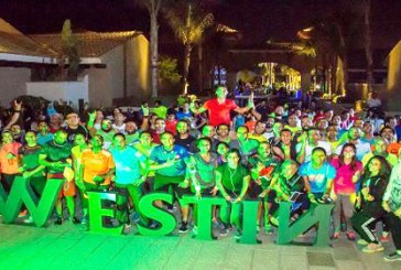 WESTIN CAIRO GOLF RESORT KATAMEYA DUNES CELEBRATES GLOBAL RUNNING DAY WITH A MOONLIGHT RUN