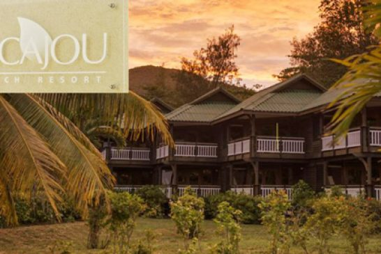 Acajou Beach Resort receives Seychelles Su