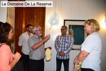 Praslin hoteliers express desire to see more activities for tourists upon visit of Tourism Minister to tourism properties on the island