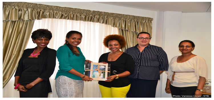 Seychelles Tourism Board and Ethiopian Airlines commit to further collaboration