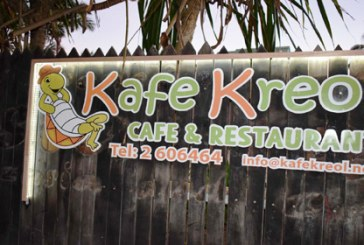 Kafe Kreol - Seychelles' popular beachfront restaurant at Anse Royale reopens with new name, look and ownership
