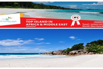 Seychelles named top island destination in Africa & Middle East by Travel + Leisure for second year running