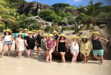The Seychelles Tourism Board & Air Seychelles treat German travel agents to a 'spontaneous weekend' in Seychelles