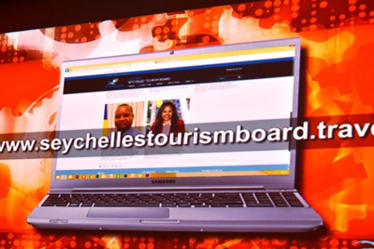 The Seychelles Tourism Board unveils new corporate website