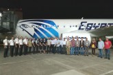 EGYPTAIR takes delivery of the 7th B737-800NG jet