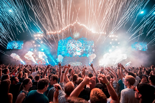 Belgium brings world's most prestigious electronic music festival UNITE with Tomorrowland to Dubai