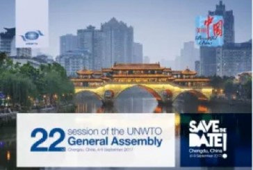 Saint Ange Tourism Report :China at the centre of tourism as newly elected UNWTO Secretary General to be tabled