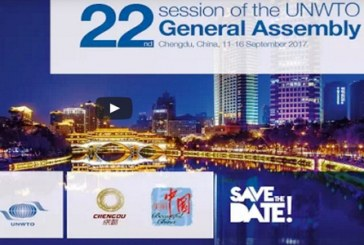 China to host the 22nd UNWTO General Assembly