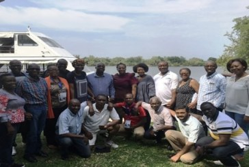 Sixteen Days of Activism marked by African Union presence at the Zambia Cruise Africa Meeting