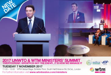 2017 UNWTO/WTM Ministers' Summit