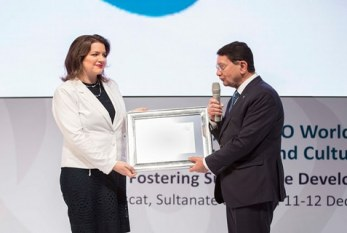 UNWTO appoints First Lady of Iceland as Special Ambassador for Tourism and the Sustainable Development Goals