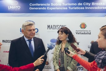 UNWTO : Creating Smart Cities for Innovative Tourism Experiences