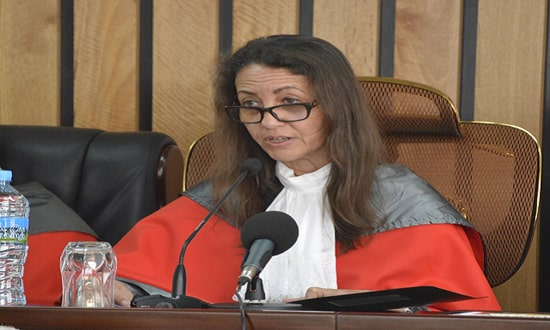 Commonwealth Judges reject accusations leveled at Seychelles first woman CJ - #woman rights wins again