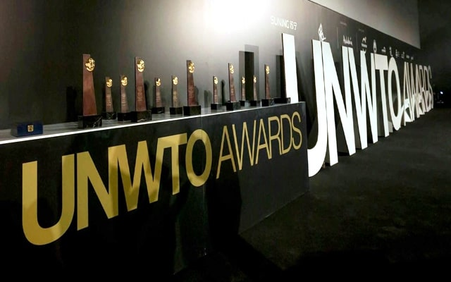 Finalists of the 15th UNWTO Awards Announced