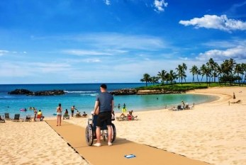 Accessible Tourism :Everyone Welcome Down By The Sea
