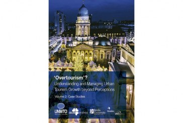 Overtourism? New UNWTO Report Offers Case Studies to Tackle Challenges