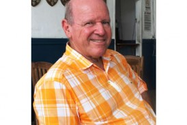"""Alain St.Ange, the Leader of the new """"One Seychelles"""" political party – Who is he?"""