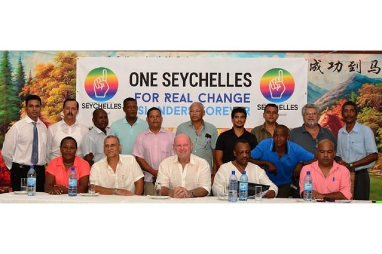 One Seychelles,island nation's newest political party, files registration papers with Electoral Commission