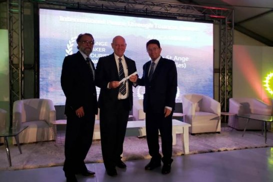 Alain St.Ange is not a 2019 personality, but is the leader of the tourism industry in Africa for the coming years…By Ashraf El Gedawy