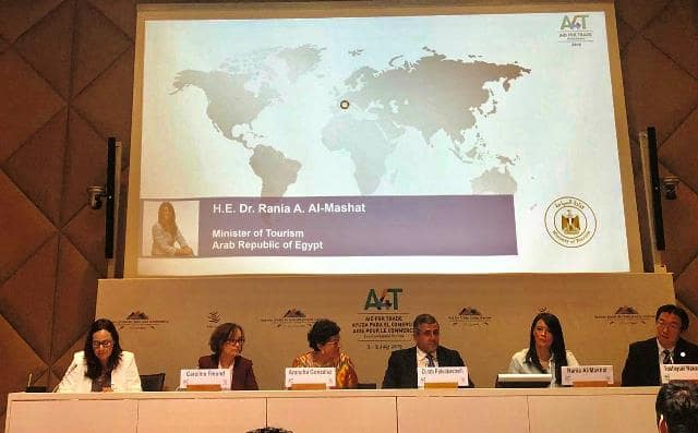 "UNWTO : Leads Discussion on ""Tourism Financing for the 2030 Agenda"" at Aid for Trade Conference in Geneva"
