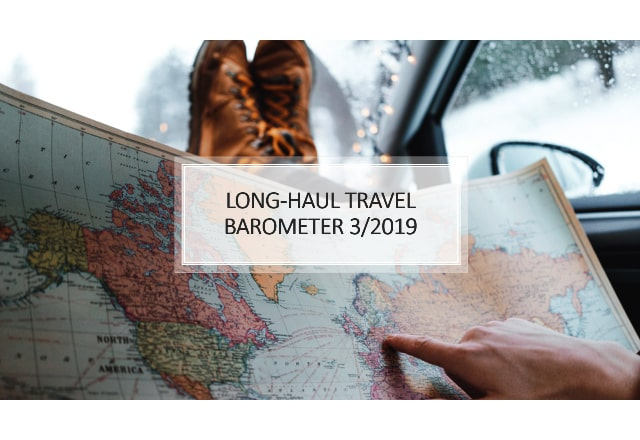POSITIVE TRENDS FROM MAJOR LONG-HAUL MARKETS FOR EUROPEAN TOURISM