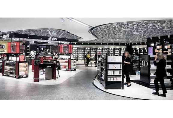 Muscat Airport Duty Free designers, complete first phase of new project