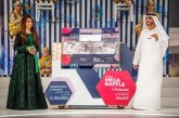 NFINITI Mega raffle offers DSF shoppers the chance to win an INFINITI QX50 car and AED 200,000 in cash every day plus a grand cash prize of AED 1,000,000 for one winner