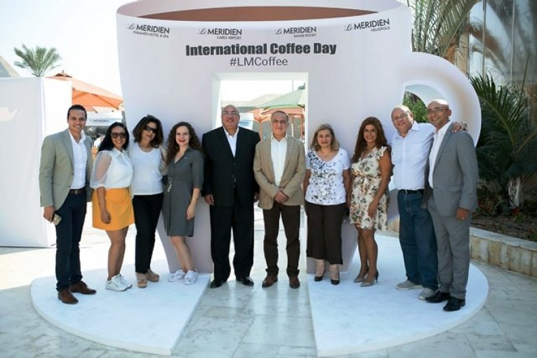 Le Méridien Brand in Egypt Celebrates International Coffee Day 2019 in Style