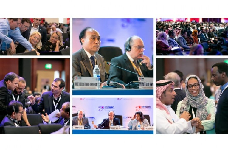 ITU World Radiocommunication Conference agrees key parameters for future communication technologies