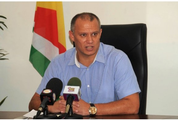 One Seychelles congratulates the island's Minister Jean Paul Adam now Director of UNECA in Addis Ababa
