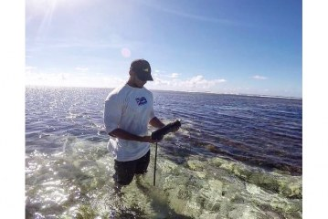 Local scientist publishes findings in international Journal of Fish Biology