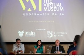 Underwater Malta – The First Virtual Museum in the Mediterranean Showcasing 10 Underwater Archaeological Sites