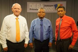 Alain St.Ange speaks on the Seychelles Presidential Debates