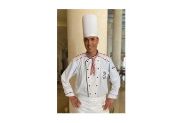 Sheraton Soma Bay announces the appointment of Chef Omar as Executive Chef