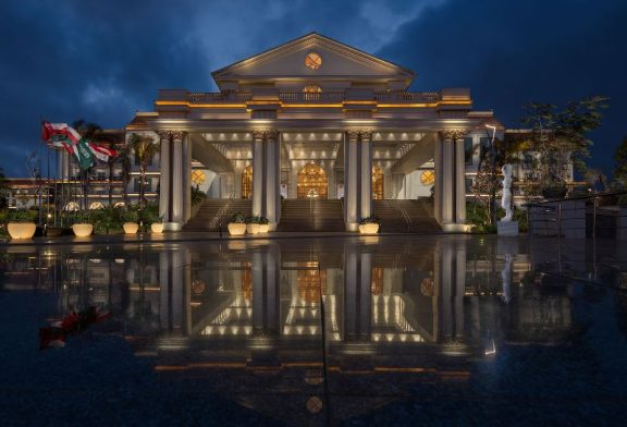 THE ST. REGIS ALMASA OPENS ITS DOORS IN EGYPT'S NEW ADMINISTRATIVE CAPITAL