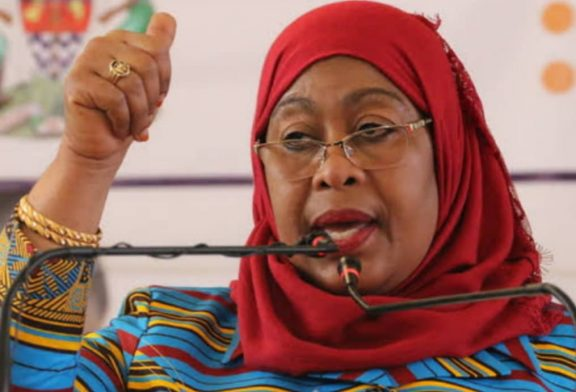 African Tourism Board congratulates Samia Suluhu Hassan, the sixth but first woman President of Tanzania