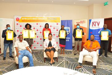 Nike, Dangote, MTN, DSTV and GTBank ranked the most admired brands in Africa