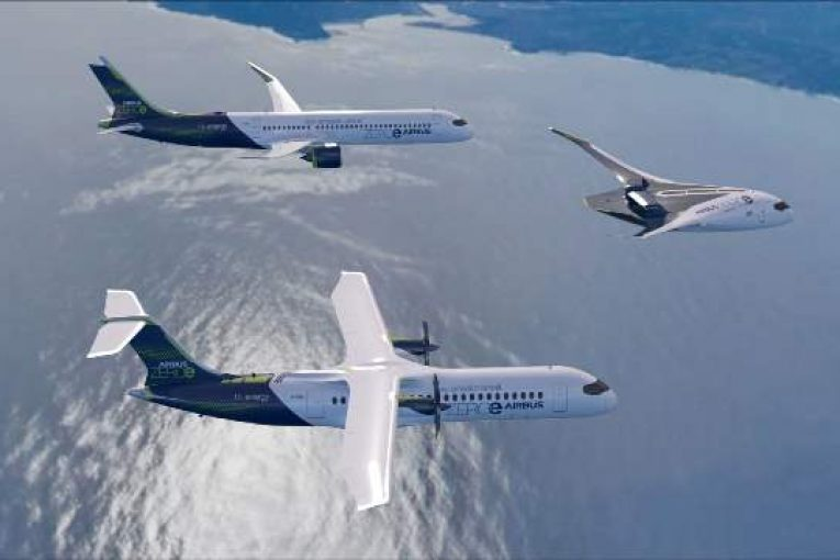 Airbus establishes Zero-Emission Development Centres in Germany and France