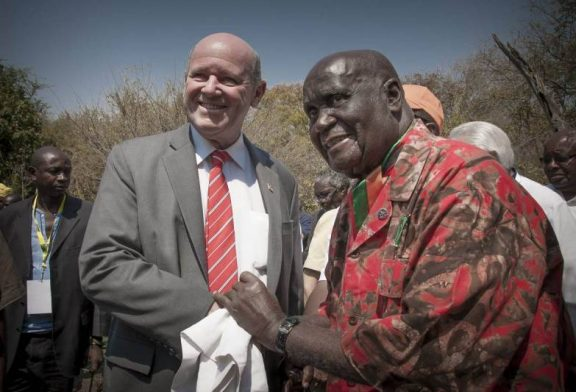 Alain St.Ange, President of the African Tourism Board and Cuthbert Ncube, Chairman of the Organisation mourns the passing of President Kenneth Kaunda, the founding President of Zambia