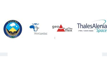 ASECNA teams up with Thales Alenia Space and NIGCOMSAT to continue the development of SBAS services for a broader range of business sectors in Africa, backed by Geoflex