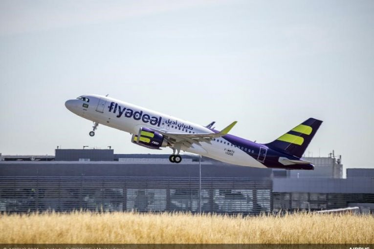 flyadeal receives all new Airbus A320neo