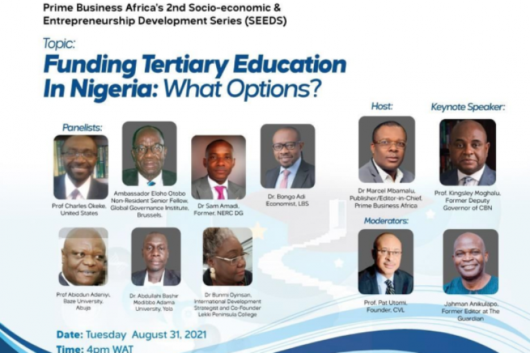 Prime Business Africa's SEEDS Conference Raises Hope For Nigeria's Education Sector