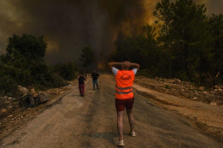 Global warming 'unequivocally' human driven, at unprecedented rate: IPCC