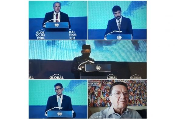 Global Tourism Forum officially opens in Jakarta